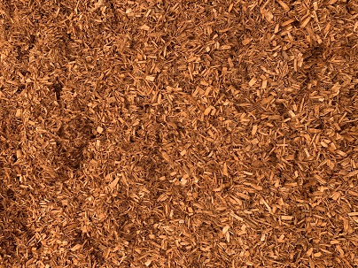 Oconomowoc Landscape Supply & Garden Center Gold Colorized Mulch