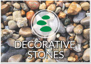 Decorative Stones at Oconomowoc Landscape Supply & Garden Center